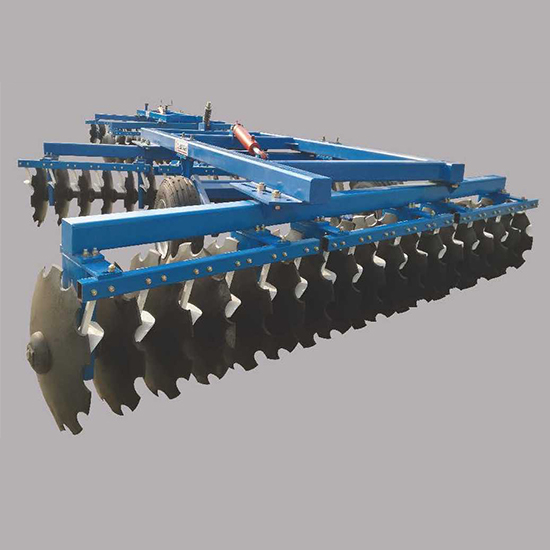 agricultural machinery eccentric Offset heavy disc harrow plow 4.0 4.5 5.0m wide