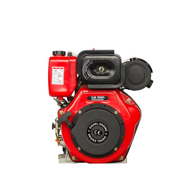 JiTian 10HP strong power DL186E electric starter air cooled diesel engine