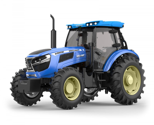 Hot Sales 200HP~240HP Compact Six Wheel Agricultural Tractor Big Farm Used Tractor For Sale