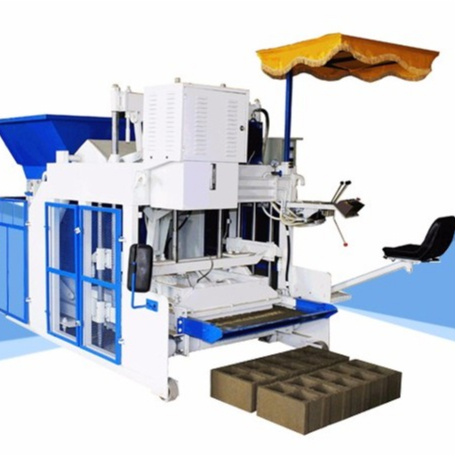 hot selling chinese advanced technology mobile fly ash JQM-10A brick making machine
