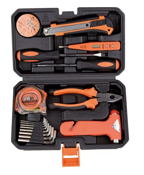 High Quality Household Use Repair Tools / Screwdriver And Plier Set